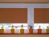 Рулонные шторы на пластиковые окна - фото 6