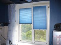 Жалюзи плиссе на окна - фото 5