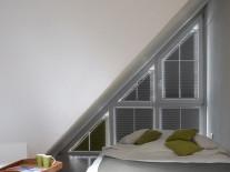 Нестандартные шторы плиссе - фото 2